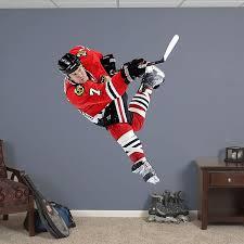 Brent Seabrook Chicago Blackhawks Nhl Seabrook Sports Wall Decals Chicago Blackhawks
