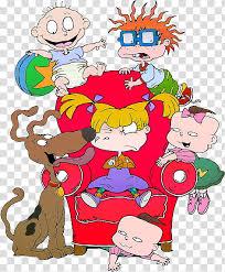s nicktoon rugrats cartoon scene