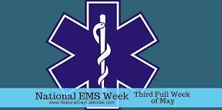 national ems week third full week of