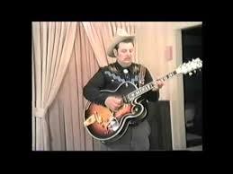 Eddie Pennington plays Blue Smoke on Merle Travis' Gibson Super 400 in 1989  - YouTube