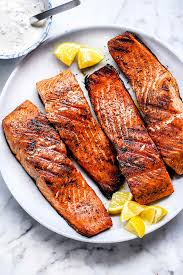 How to Make the Best Grilled Salmon ...
