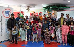 gifts for young heart patients in ijn