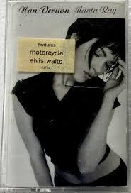 Nan Vernon Manta Ray (Cassette 1994, Anxious/EastWest Record ...