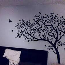 Wall Decal Large Tree Decals Huge Tree Decal Nursery With Etsy In 2020 Tree Wall Murals Large Tree Decal Tree Decal Nursery