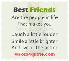 friendship quotes best friends are foto quote