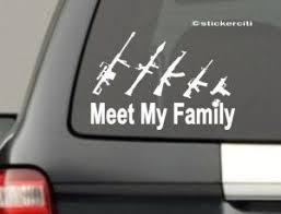 Vwvortex Com Should I Put Stickers Of Guns On My Car To Make People More Polite