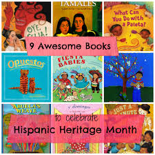 Books for Hispanic Heritage Month ...