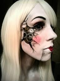 creativity of devil makeup ideas