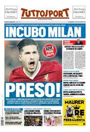Milan, rassegna stampa: Incubo Uefa, ecco gli scenari
