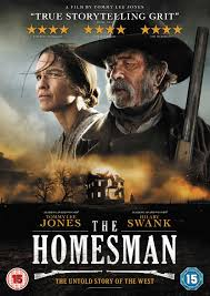 Amazon.com: The Homesman [DVD] [2014]: Movies & TV