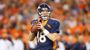 peyton manning american football