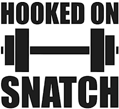 Amazon Com Sixtytwo24 Hooked On Snatch Sticker 5 Decal Black Funny Crossfit Stickers Wod Sticker 21 15 9 Decal Kettlebell Stickers Tumbler Laptop Window Sticker Vinyl Amrap Gym Sticker Workout Automotive