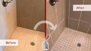 grout sealing providing flawless