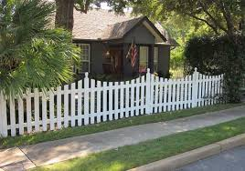 Inexpensive Corrosion Resistant Pvc Fence Backyard Fences White Picket Fence Backyard