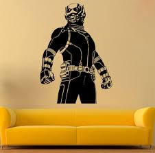 Ant Man Vinyl Sticker Ant Man Wall Decal Comics Vinyl Decals Etsy
