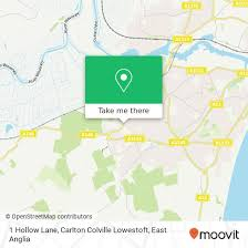 how to get to 1 hollow lane carlton
