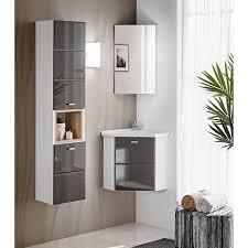 bathroom corner mirror freiburg 56 in