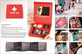 first aid makeup make up