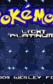 pokemon light platinum walkthrough