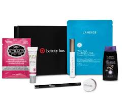 target beauty box november 2016