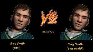 Bully SE: Gary Smith (Boss) vs Gary Smith (Boss Health) (Full HD) - YouTube