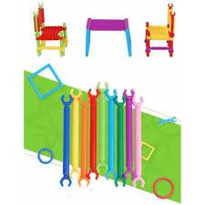 Mua Bảng Giá Bộ đồ chơi xếp hình que sáng tạo 650 chi tiết giá chỉ 129.000₫