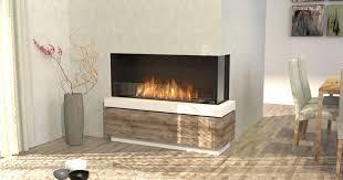 flex 50rc right corner fireplace