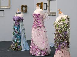 floristry at the chelsea flower show