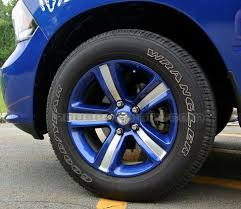 2014 Dodge Ram Sport 20 Wheel Rim Decal Decals Inlays Graphics 20 Wheel 18 95 House Of Grafx Your One Stop Vinyl Graphics Shop