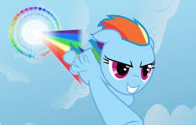 wallpaper rainbow unicorn pony images