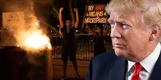 Manifestations aux USA: Trump menace de déployer l'armée