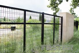 Foster Fence Ltd Anti Cut And Anti Climb Security Fence