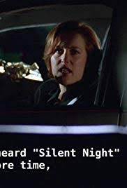 the x files how the ghosts stole christmas tv episode imdb