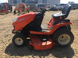 2007 kubota gr2100 lawn tractor for