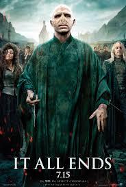 Nuovo Poster Harry Potter e i doni della morte Parte 2 ...