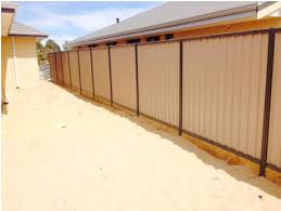 Fence Plinths For Under Colorbond Fence Timber Style Fence Plinths Perth Trade Centre