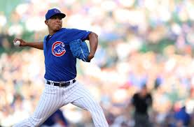 6 things to know about new Cubs pitcher Adbert Alzolay, including his  grandfather's influence and meditation routine - Chicago Tribune