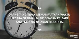 quotes kata kata bijak tentang menghargai waktu quotes