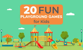 20 fun playgrounds games for kids kid