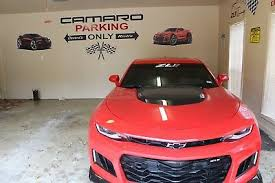 Chevrolet Camaro Windshield Graphic Vinyl Decal Sticker