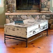 white wood coffee table a2z co