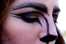halloween makeup tutorial wolf costume