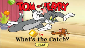 Cartoon Network Games: Tom And Jerry - What's The Catch - YouTube