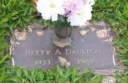 Betty Avis Morris Daulton (1933-1980) - Find A Grave Memorial