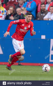 "Aaron Martin Caricol (Mainz 05) during the Germany ""Bundesliga ..."