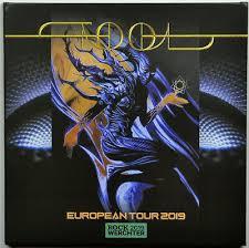 tool live european tour 2019 rock