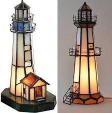 lighthouse inspired ornaments
