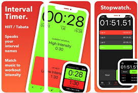 workout timer app iphone android