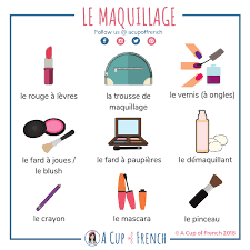 makeup a cup of french