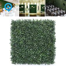 Lasvegas Artificial Leaf Grass Fence Screen Panels Plant Shopee Philippines